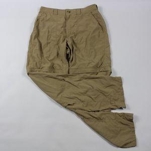 ExOfficio Insect Shield Convertible Hiking Pants M